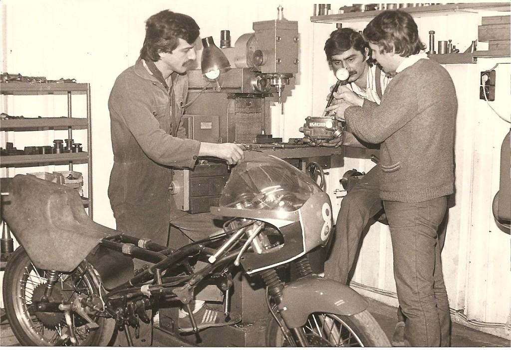 1988 Atelier moto IMGB