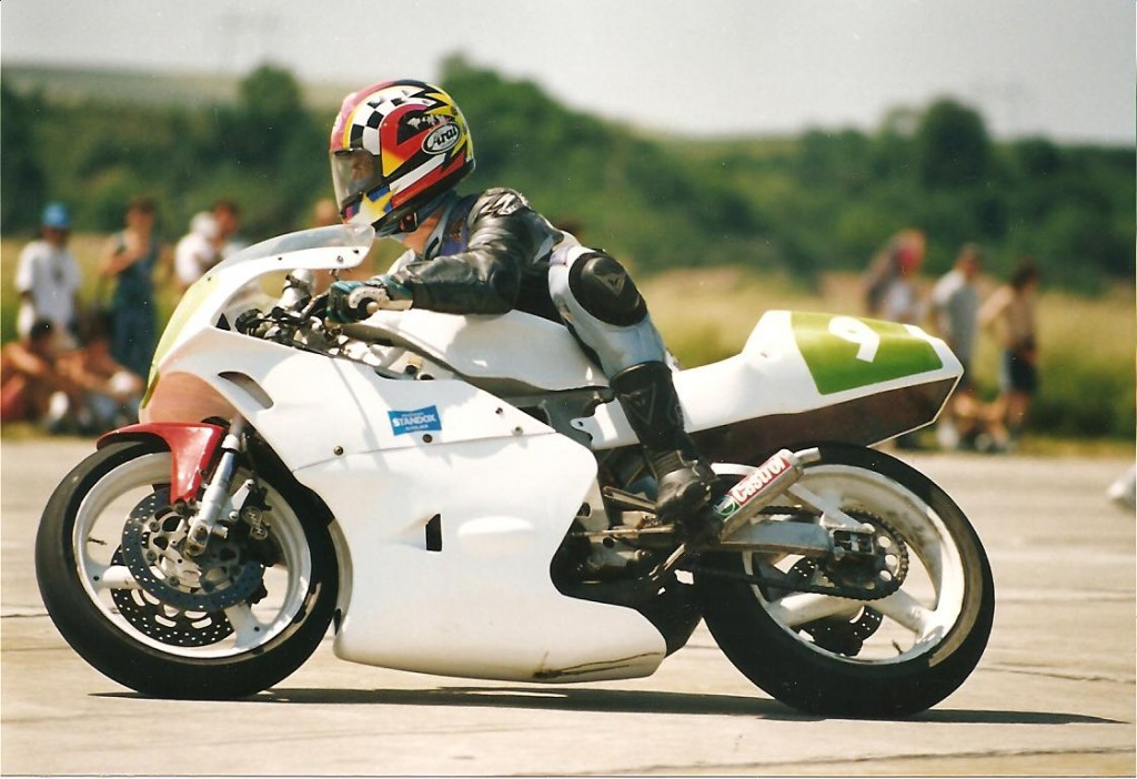 1998 - Baneasa, Bucuresti, clasa 250cc