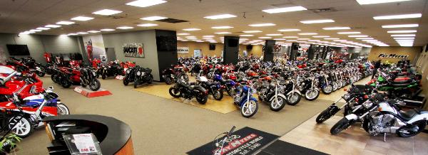 Motorcycle Dealers Sydney