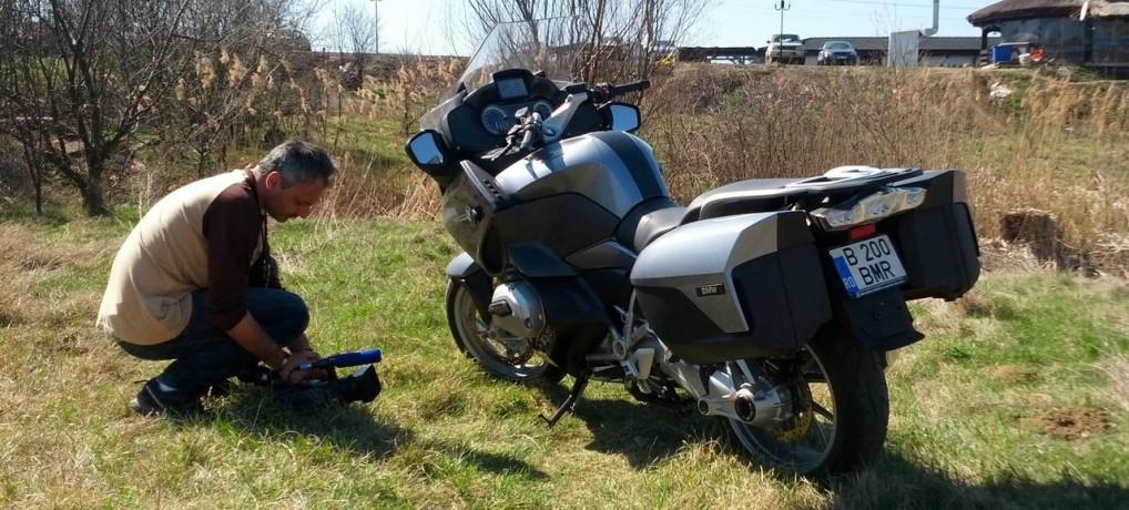 BMW R1200RT – test şi prezentarea motocicletei