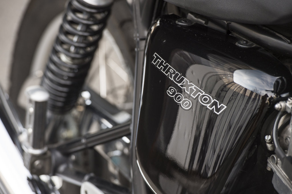 Triumph Thruxton 900cc