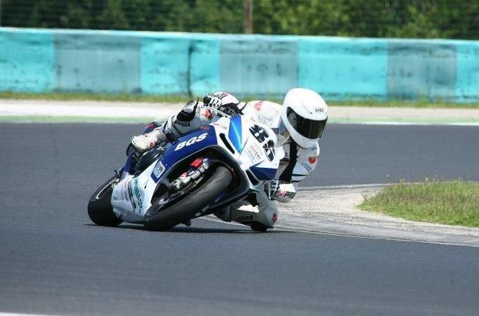 Stefan Popescu pe circuit