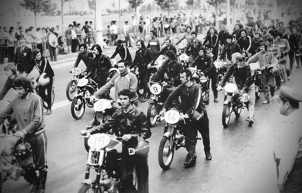 curse de moto