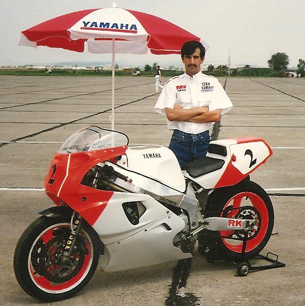 Cursa Superbike si 250 cc