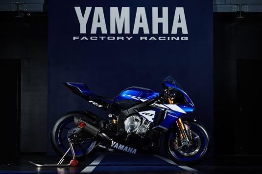 Echipa oficială Yamaha