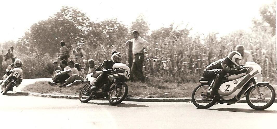cursa moto Glina