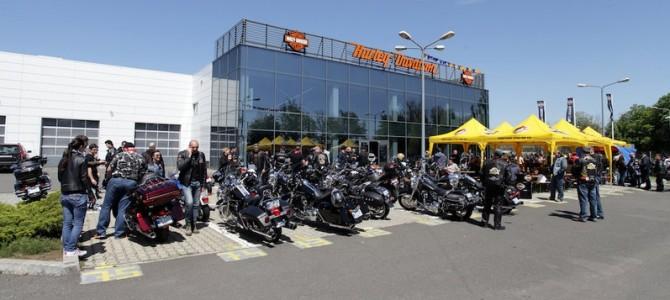 Porţi deschise la Harley-Davidson Bucureşti – sâmbătă 14 aprilie 2018