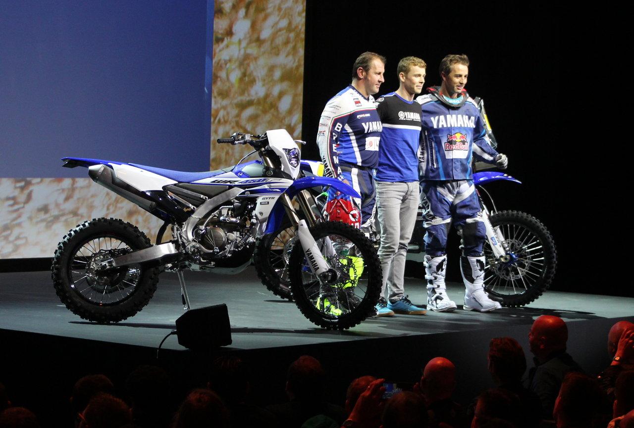 modele 2016 Yamaha