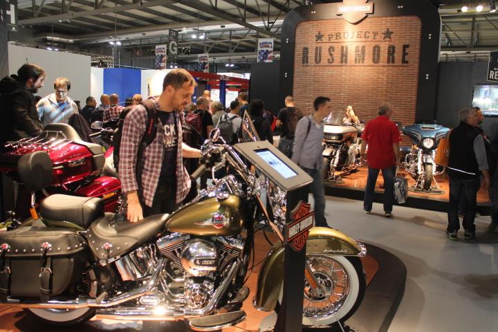 Harley-Davidson EICMA 2015