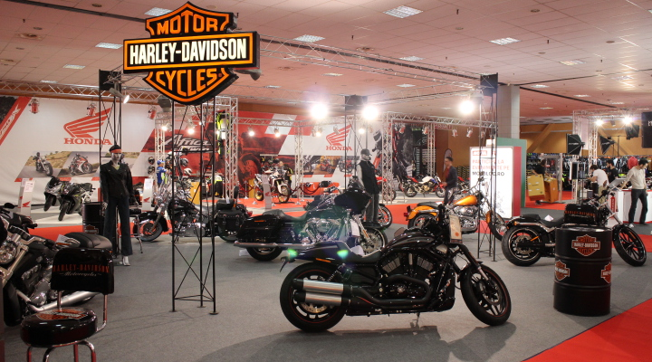 Harley-Davidson la SMAEB 2019
