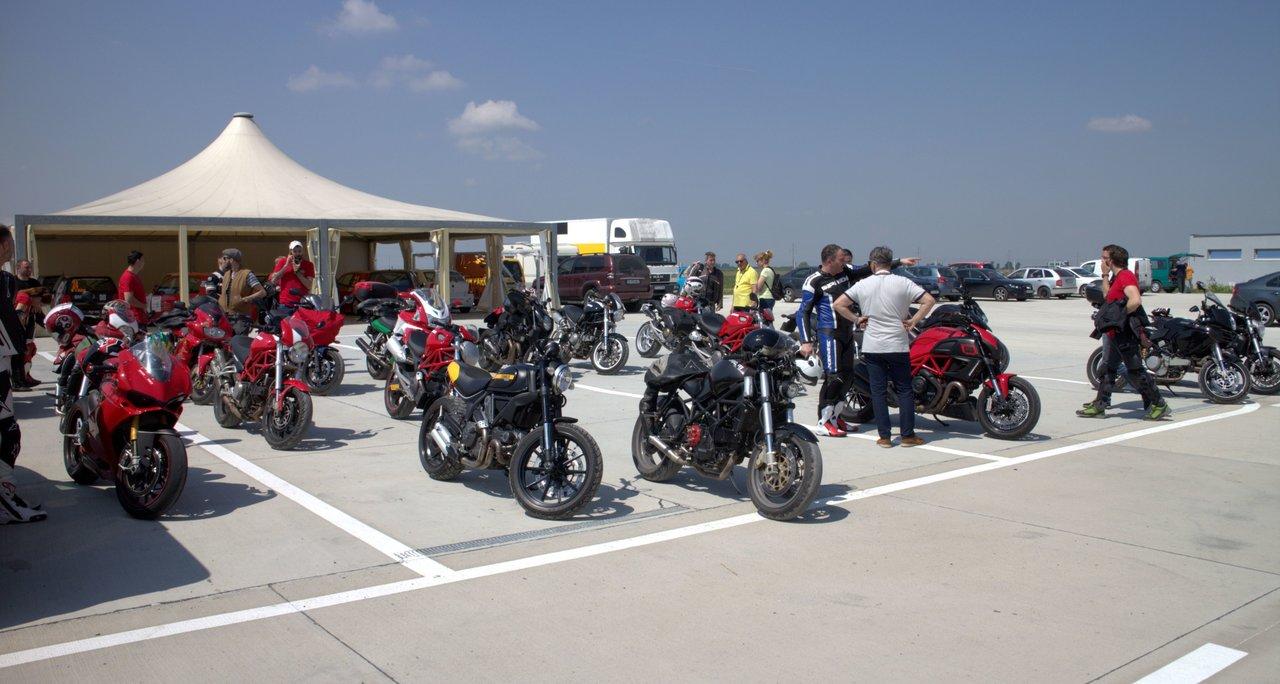 Ducati Track Day