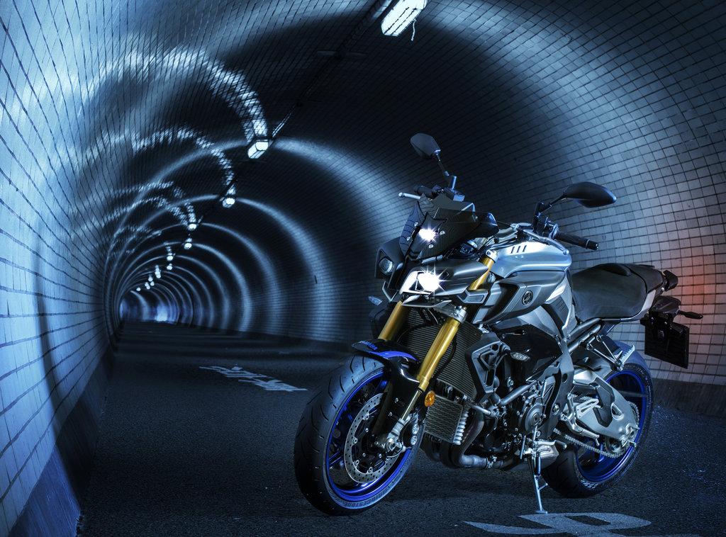 Yamaha noile modele la Intermot