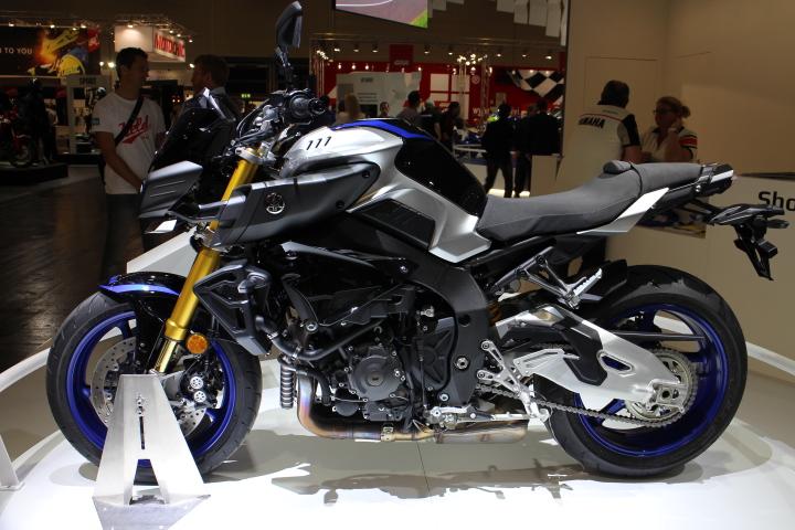 Yamaha la Intermot