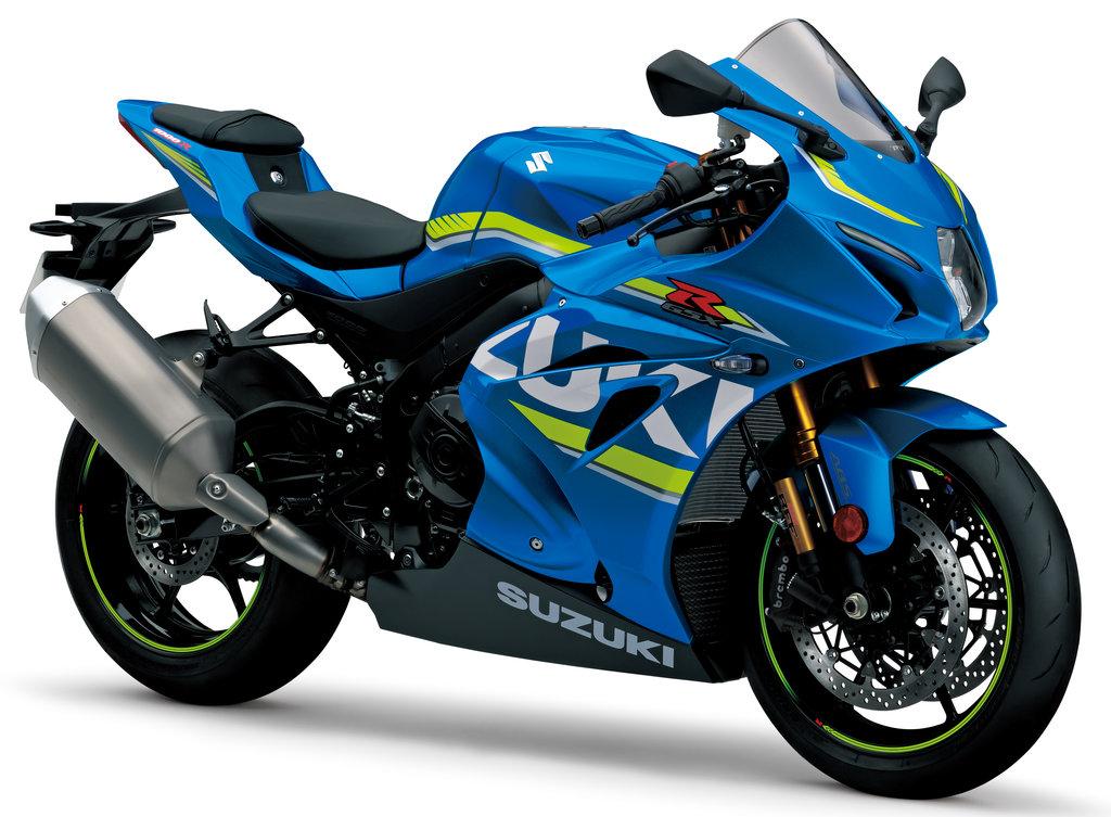 Modele noi Suzuki la Intermot