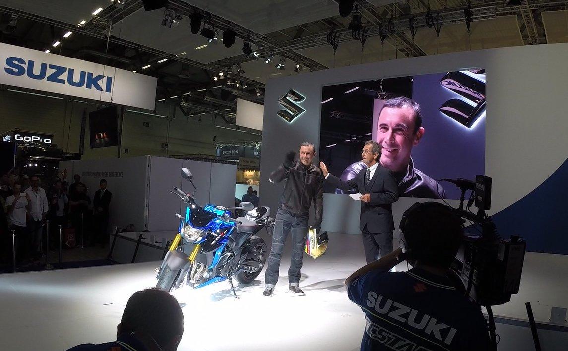 Suzuki la Intermot