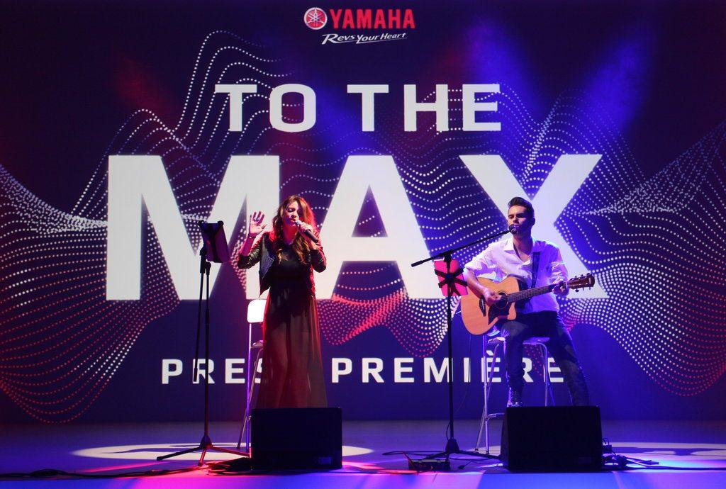 Yamaha la EICMA 2017