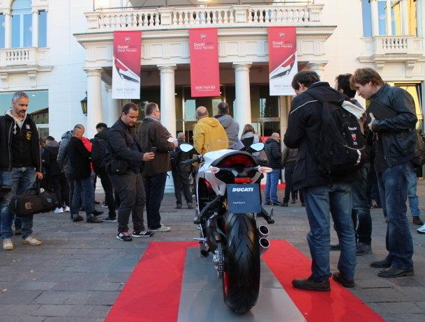 Modele Ducati 2017