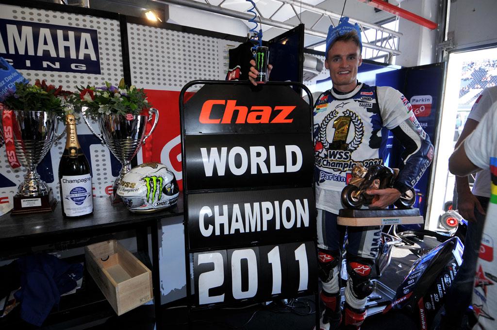 Chaz Davies