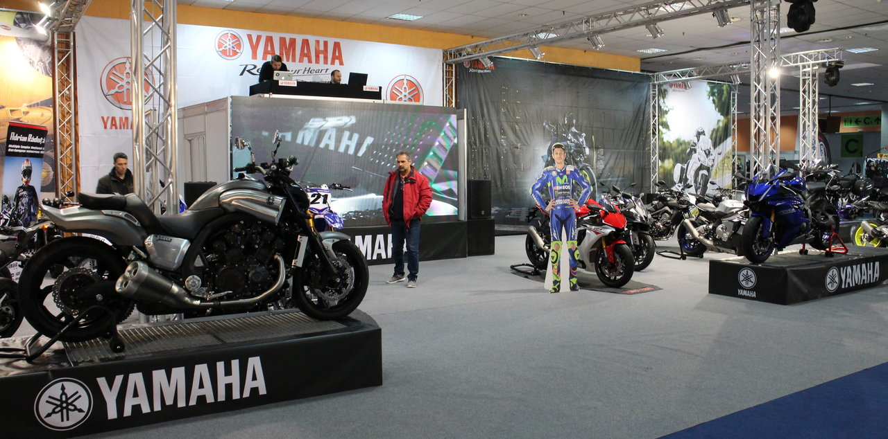 Yamaha la SMAEB 2018