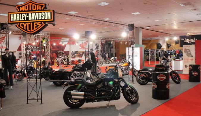 Harley-Davidson la SMAEB 2017