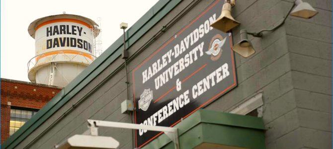 Universitatea Harley-Davidson a împlinit 100 de ani de existență