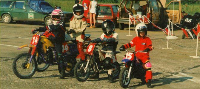 Echipa de copii Yamaha Racing Team Romania – cum a început povestea – partea a 2-a