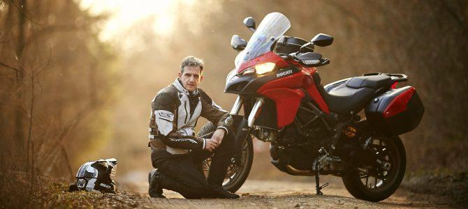 Ducati Multistrada 950 – test și prezentare