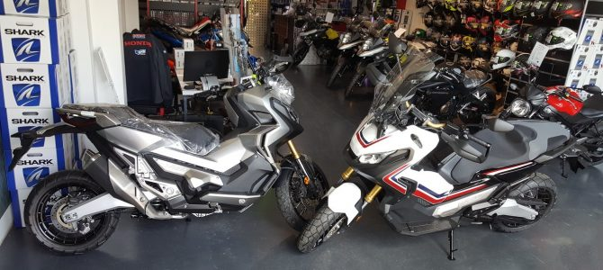 Primele unități Honda X-ADV au ajuns la magazinul Motor Team. Dar cum a apărut acest model revoluționar ?