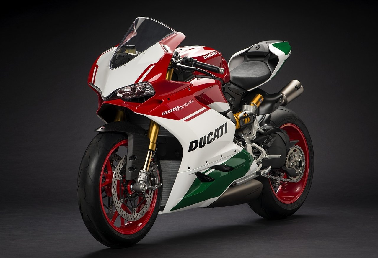 1299 Panigale Final Edition