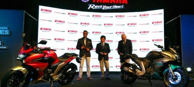 Yamaha a lansat modelul Fazer 25 pentru piața asiatică