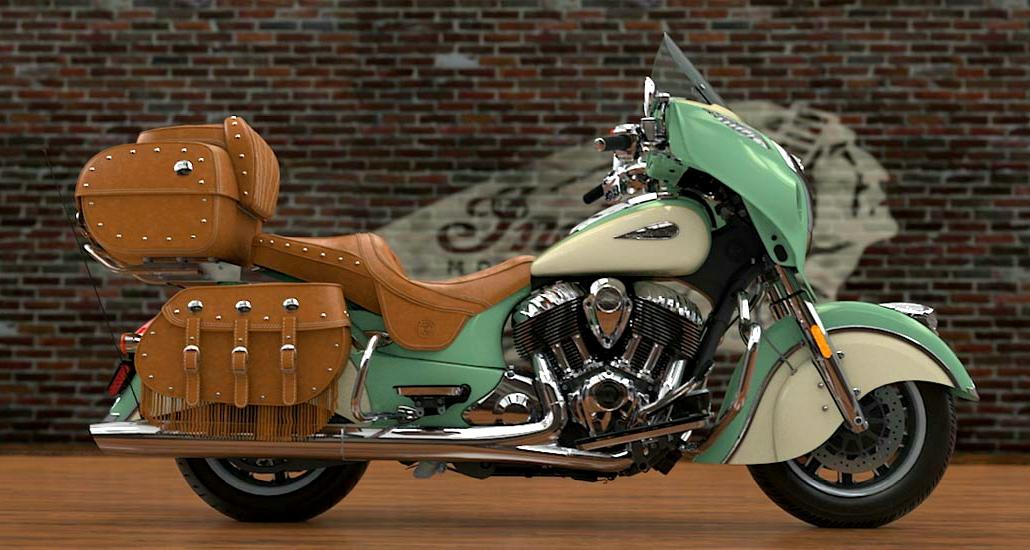 Indian Roadmaster Classic