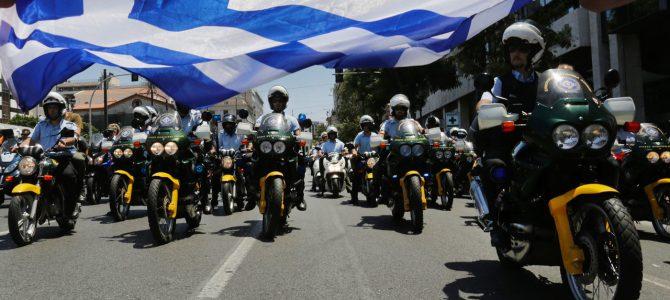 Producători de motociclete in Grecia – e glumă ?
