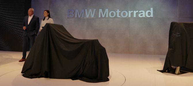 Standul BMW la EICMA 2017