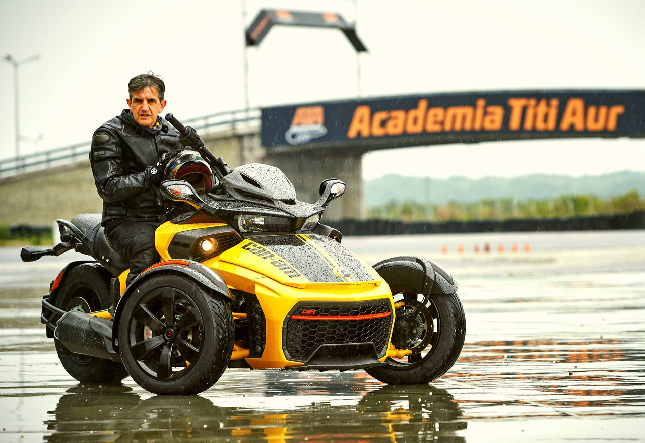 Can-Am Spyder Daytona