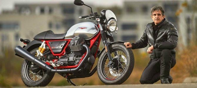 Prezentare Moto Guzzi V7 III Racer – varianta video