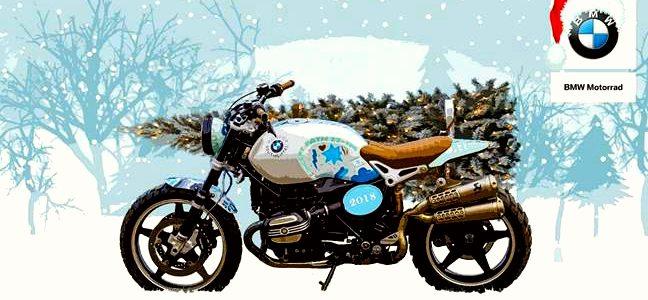 BMW Motorrad face un cadou de Crăciun motocicliștilor din România