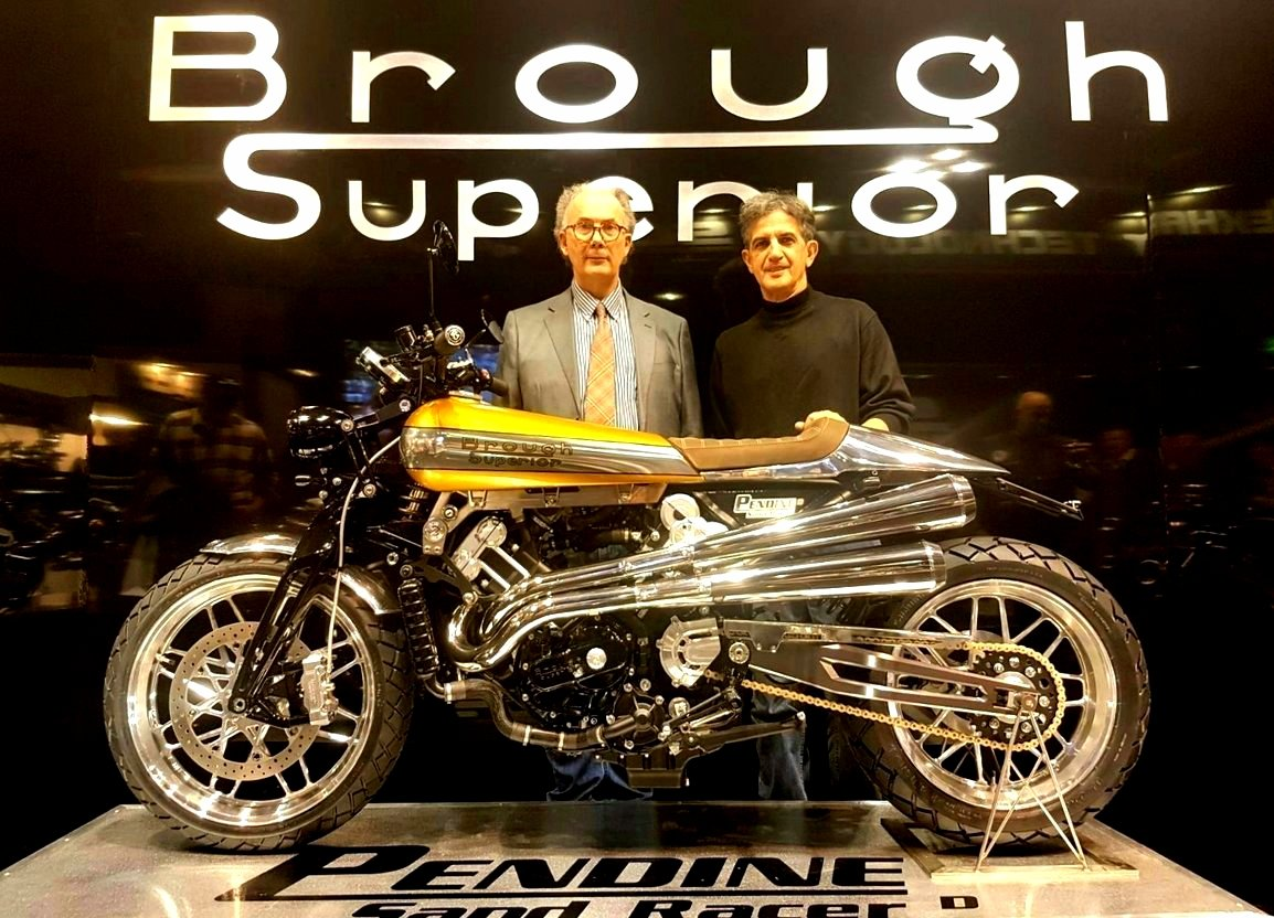 Brough Superior la EICMA 2017