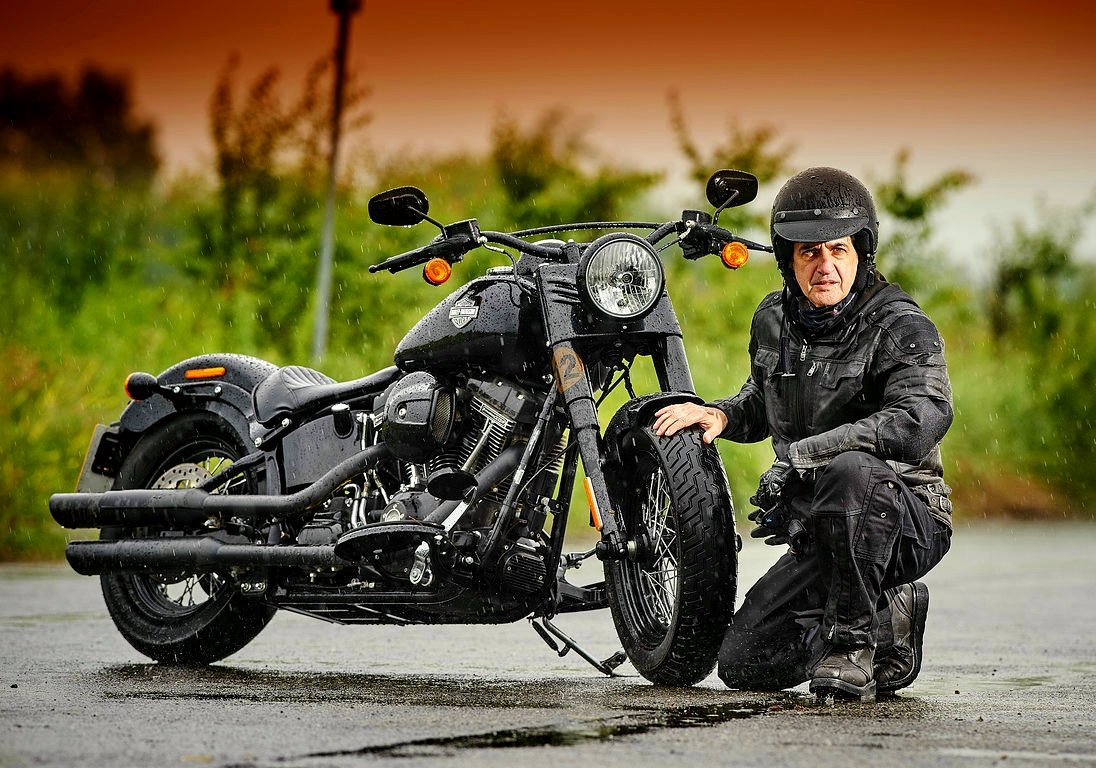 Harley-Davidson Slim S 2017