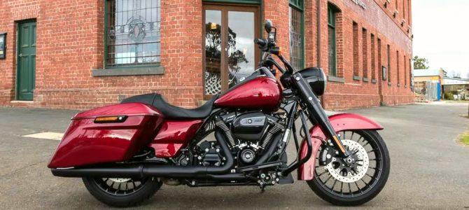 Road King Special 2018 a sosit la magazinul Harley-Davidson din București