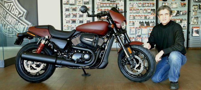 Campanie promoțională la Harley-Davidson: 750 € accesorii pentru motoarele de 750 cc