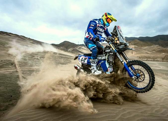 Yamaha la Dakar 2018