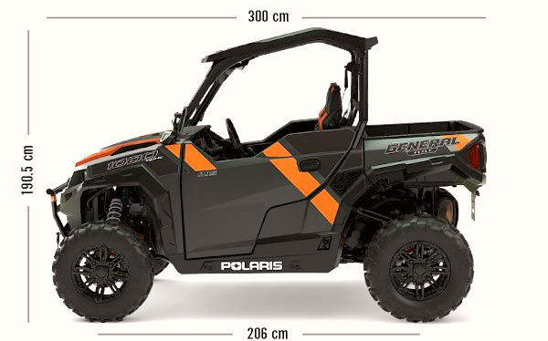 Polaris General 1000