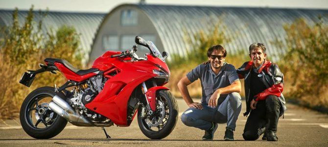 Prezentare Ducati SuperSport – varianta video