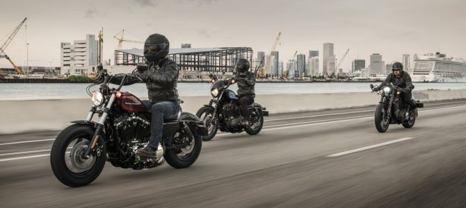 Harley-Davidson a lansat un nou model Sportster – Forty-Eight Special