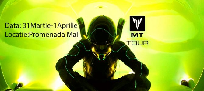 Yamaha MT Tour 2018 vine în România