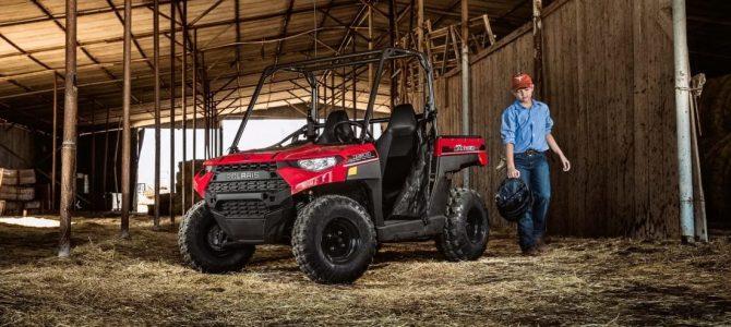 Polaris a anunțat lansarea noului model SXS pentru copii Ranger 150 EFI