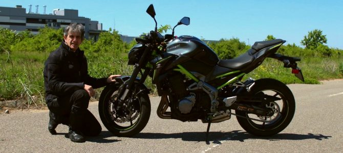 Kawasaki Z900 – test și prezentare – varianta video