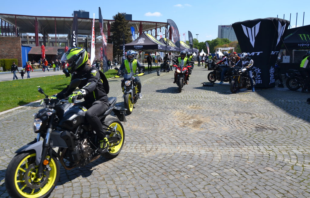 Yamaha MT Tour 2018