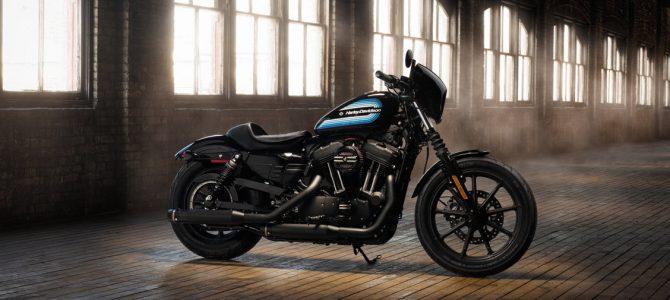 Iron 1200 – noul model Harley-Davidson din familia Sportster
