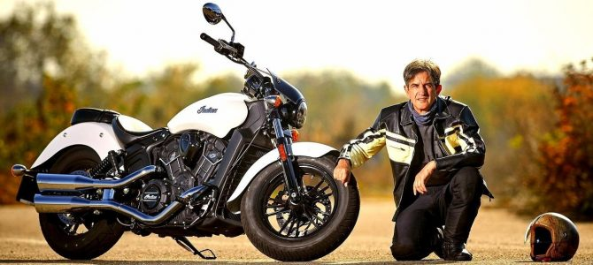 Indian Scout Sixty – prezentare video